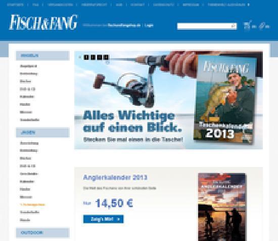 2e6896c562a8a0 FISCH   FANG-Online-Shop in neuem Gewand - Fisch und Fang