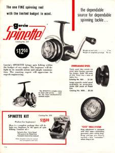 Garcia-Katalog von 1954. Bilder: John Fishkat