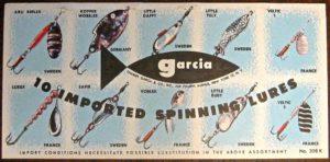 Garcia-Ködersortiment aus aller Herren Ländern. Bild: Joh Fishkat/Wayne Real