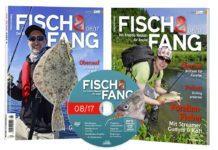 Die August-Ausgabe der FISCH & FANG ist mit zwei verschiedenen Titelseiten im Handel - eine für den Norden, eine für den Süden. Der Heftinhalt bleibt natürlich gleich.