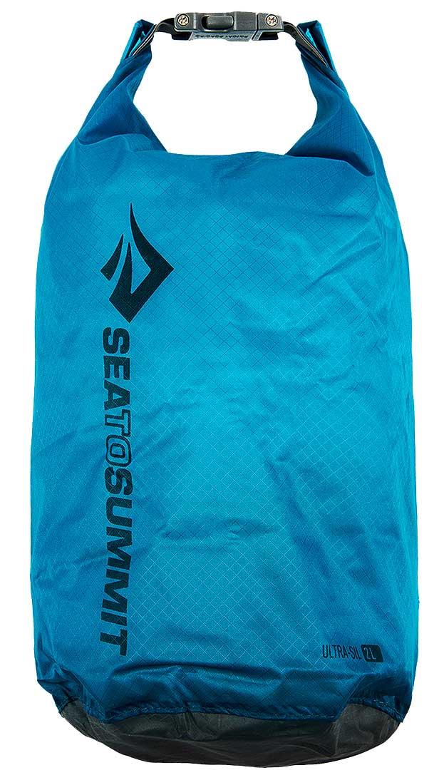 Wer künftig das Norwegen- Magazin abonniert, bekommt gratis diesen praktischen Ultra-Sil Drysack von Sea to Summit.