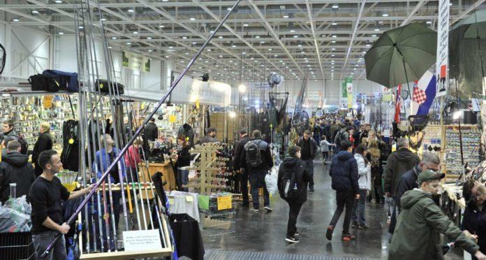 Angelmesse Hannover - Angelgeräte auf über 3.000 Quadratmetern. Foto: Fachausstellungen Heckmann