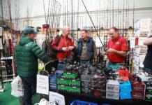 Seit Jahrzehnten ist die FISCH & ANGEL in Dortmund ein Pflichttermin für Angler der Region. Bild: Westfalenhallen GmbH/Anja Cord