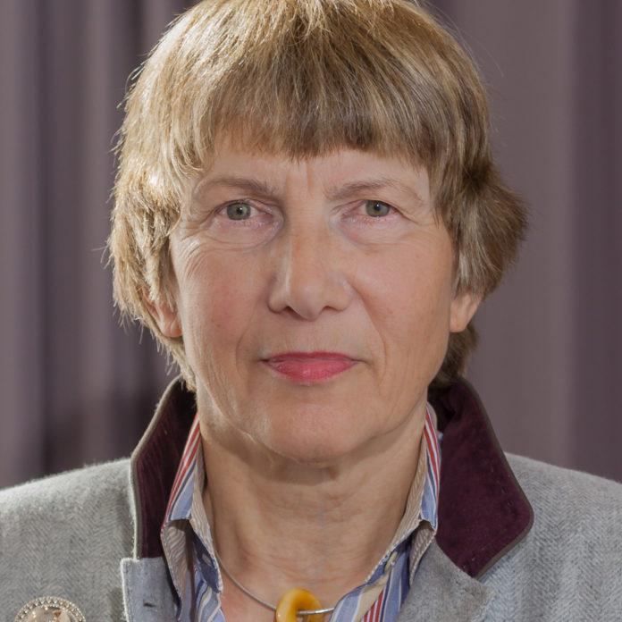 Dr. Christel Happach-Kasan, Präsidentin des DAFV. Bild: DAFV/Olaf Lindner
