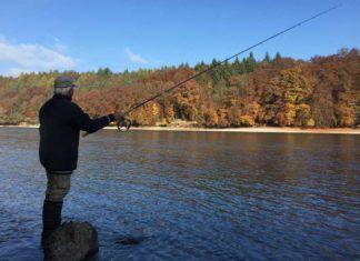 An der rund sieben Kilometer langen Hochrhein-Strecke der Bürgergemeinde Diessenhofen haben 75 Fischerinnen und Fischer ihr Glück auf Äschen versucht.