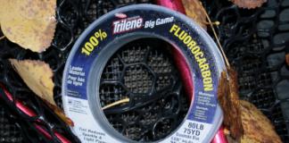 Schlagschnur Berkley Trilene Big Game Fluorocarbon.