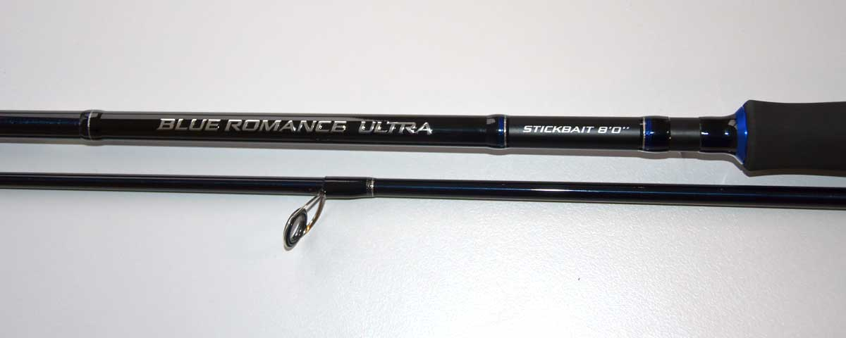 Blue Romance Ultra Stickbait 8'0''