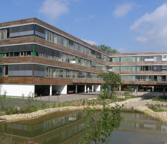 Das Bundesamt für Naturschutz in Bonn-Bad Godesberg. Bild: BfN