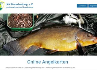 Angelscheine einfach online kaufen, in Brandenburg jetzt möglich: Bild: LAVB