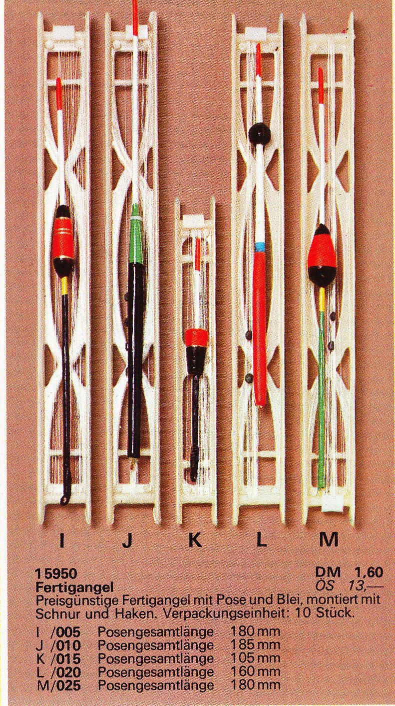 Aus dem Balzer-Katalog von 1981.