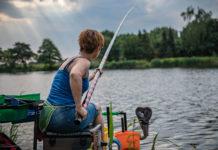 Ein Drittel der Teilnehmer an der Ems waren Frauen. Die Damen haben gezeigt, dass sie wissen, wie man Fische angelt. Bilder: DAFV, Olaf Lindner