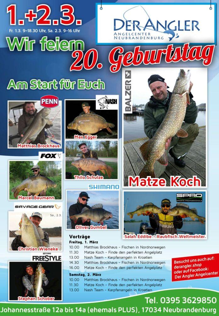 20 Jahre Der Angler