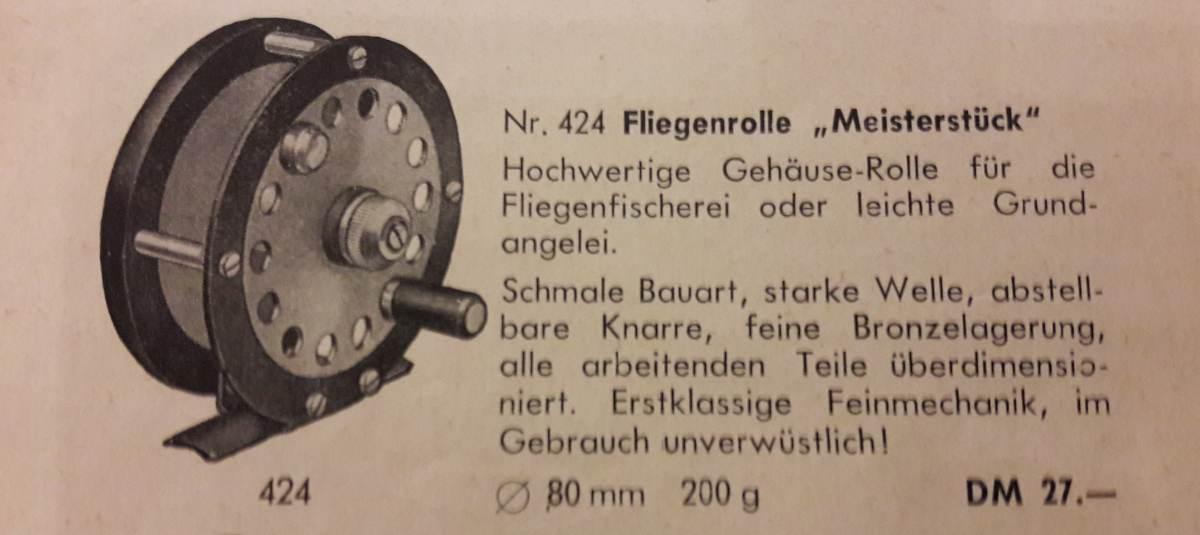 Flechsenberger Rolle Meisterstück