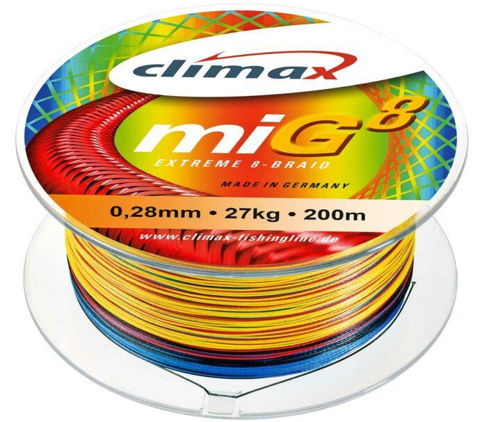 Climax Mig 8 Multicolor