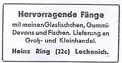 Heinz Ring Lechenich