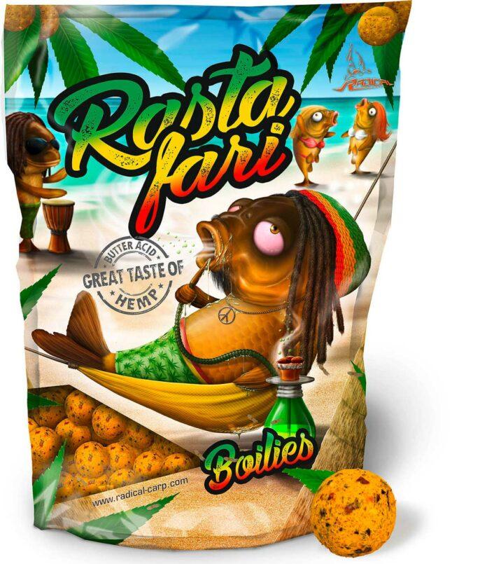 Radical Rastafari Boilies