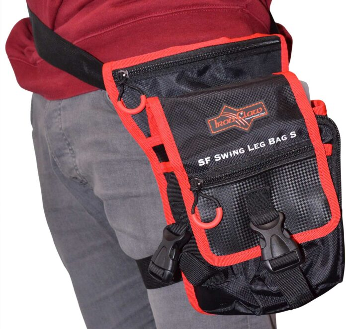Iron Claw Swing Leg Bag S