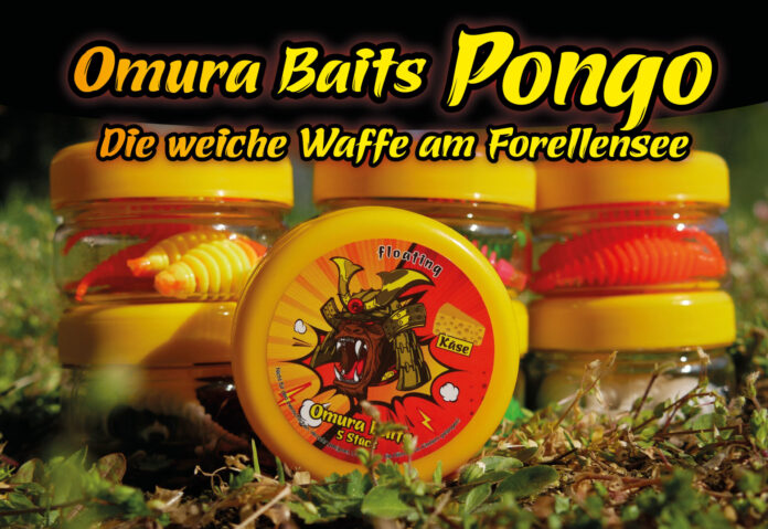 Omura Baits Pongo