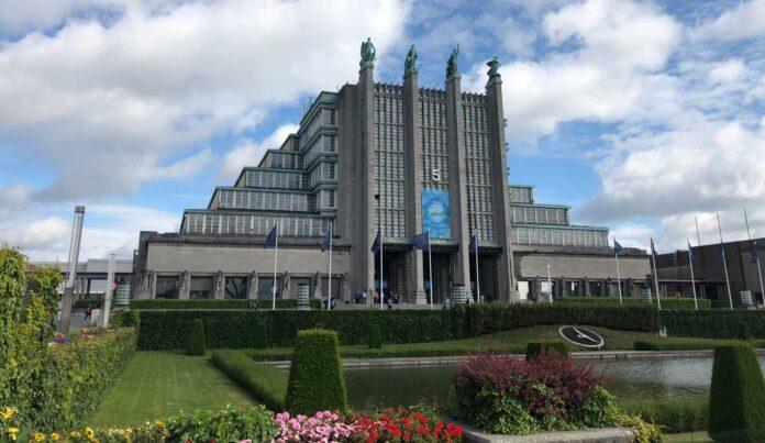 In der imposanten Messehalle der belgischen Hauptstadt treffen sich Angelgeräte-Hersteller und Fachjournalisten zur 38. Ausgabe der