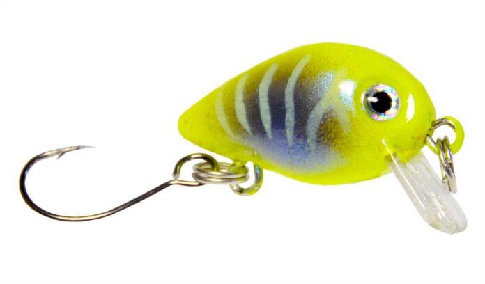 Balzer Trout Attack Mini-Wobbler