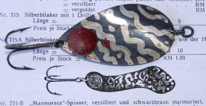 Marmorata-Spinner von Max Leser