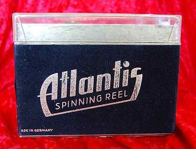 Atlantis Spinning Reel