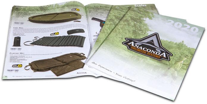 Anaconda-Katalog 2020