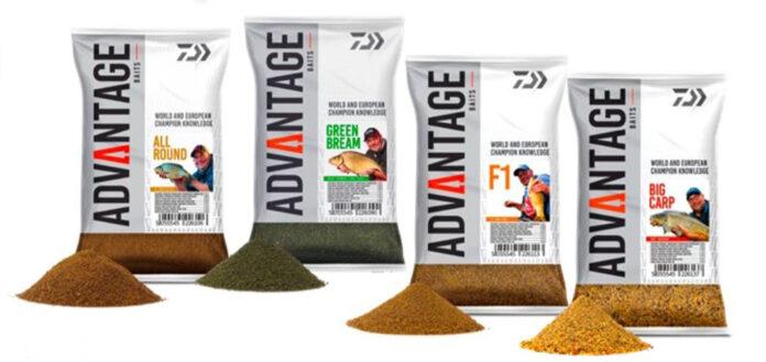 Daiwa Advantage Grundfutter