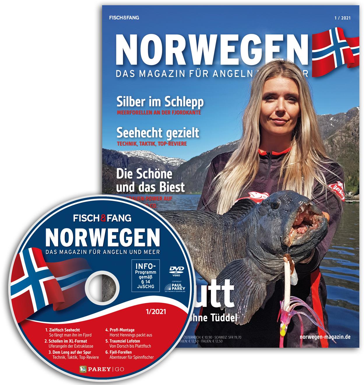 Norwegen-Magazin 1/21