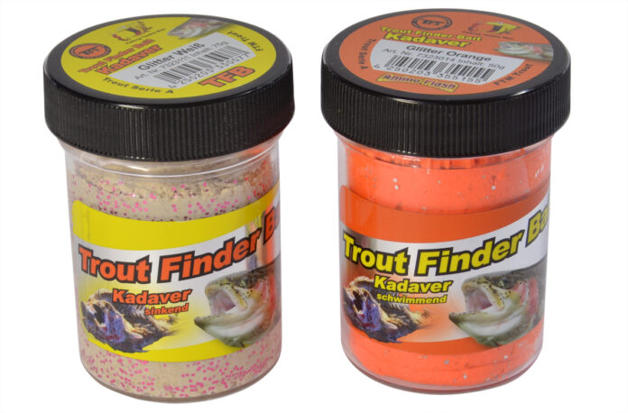 Trout Finder Bait Kadaver