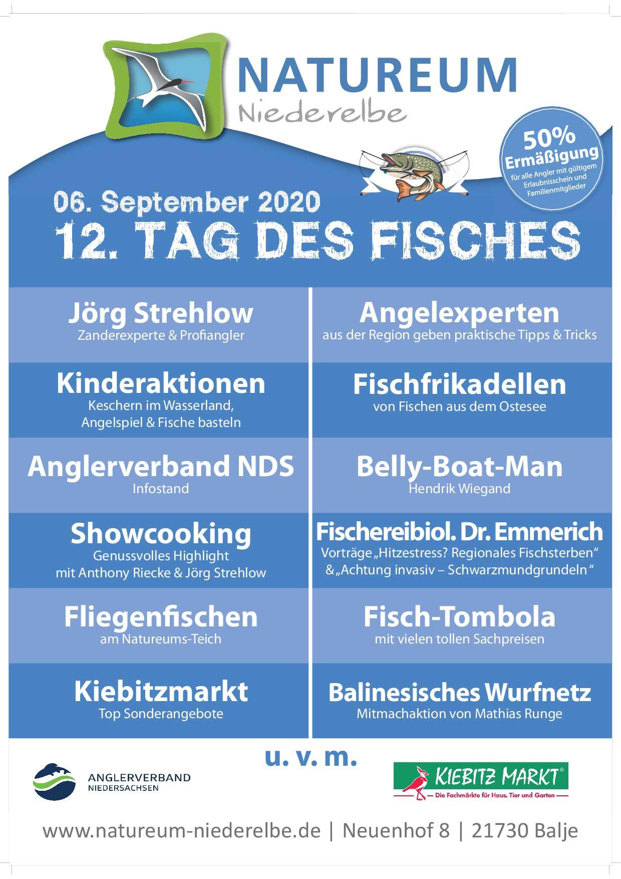 12. Tag des Fisches
