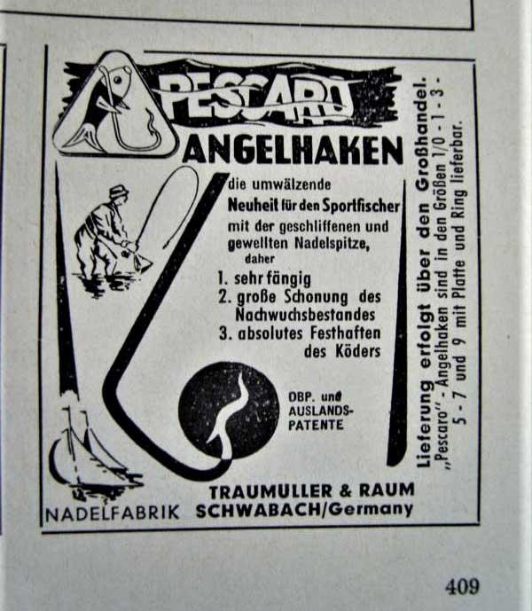 Pecaro Angelhaken