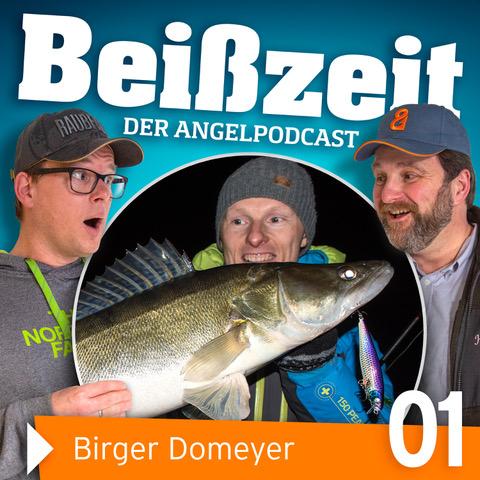 Folge 1: Birger Domeyer – Mythos Zanderangeln