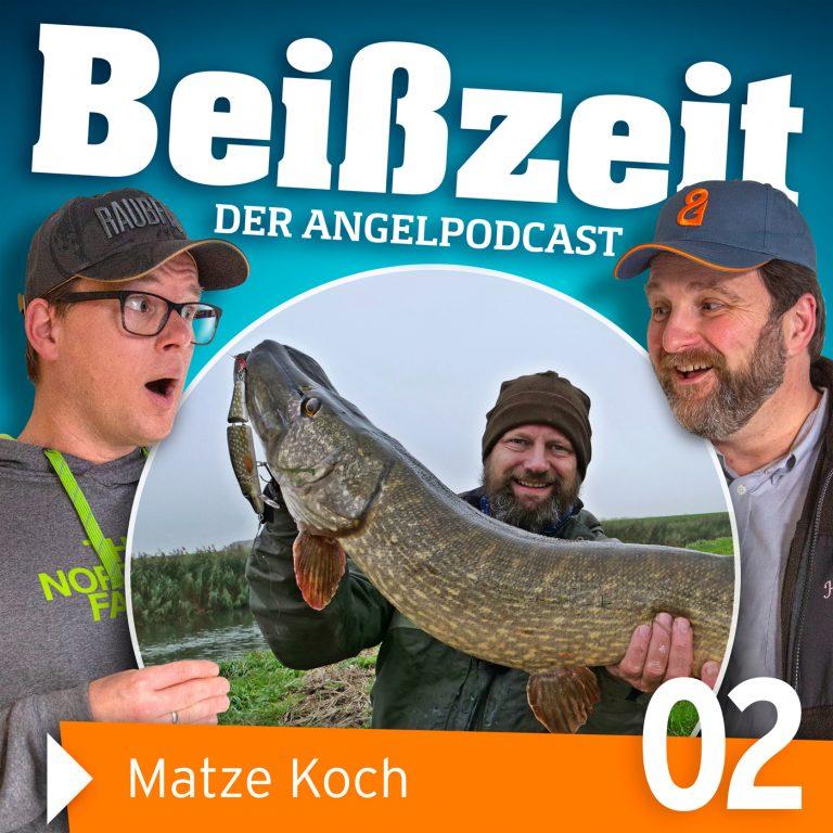 Folge 2: Matze Koch – Deadbaiting auf Hecht