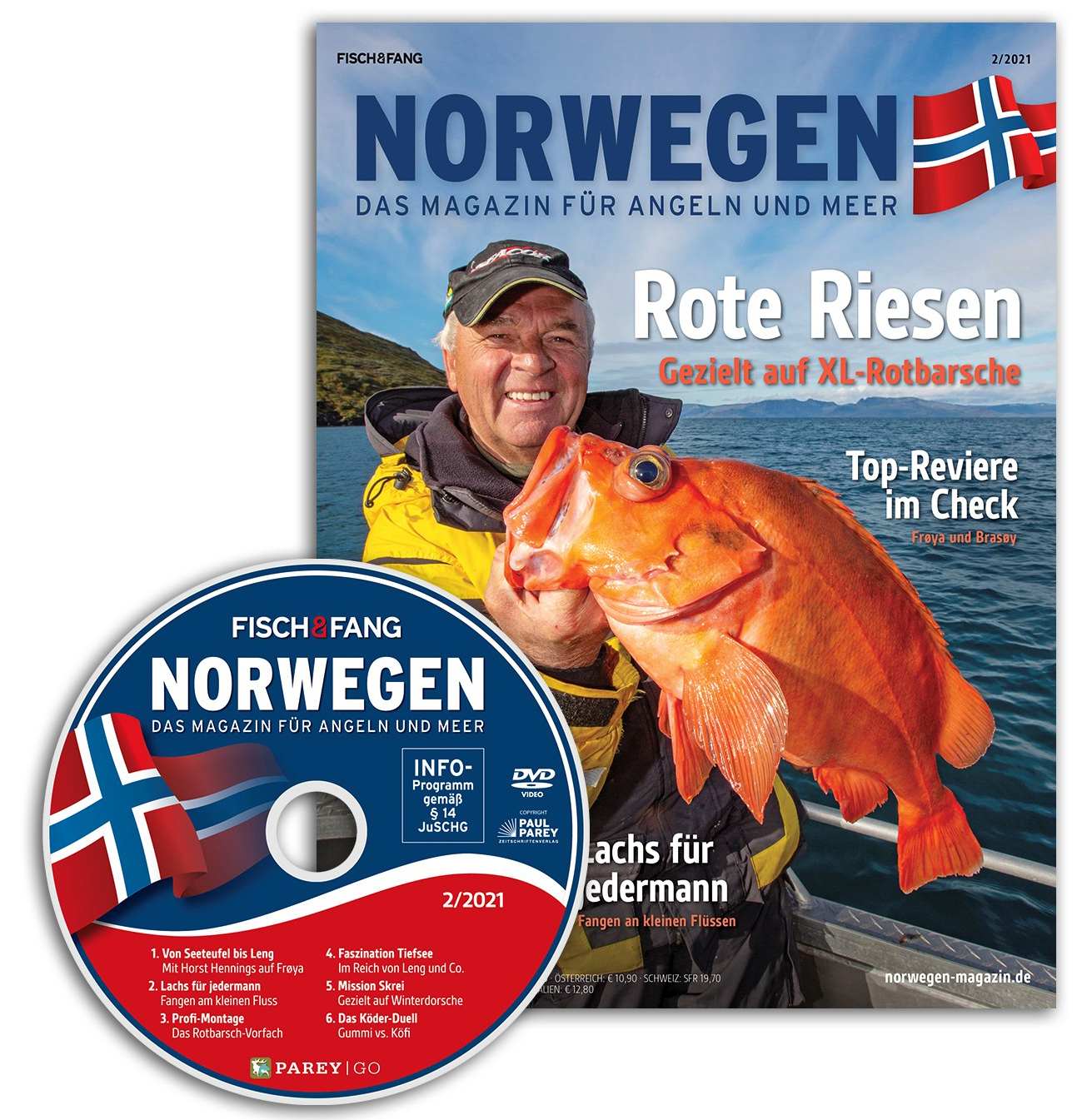 Norwegen-Magazin 2/2021