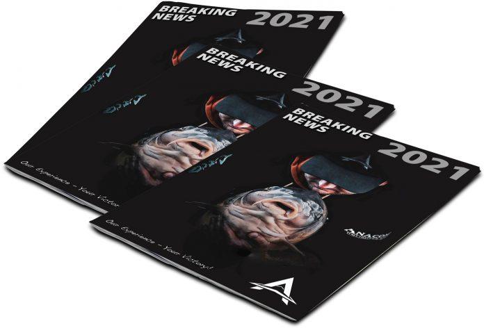 Anaconda Neuheiten 2021