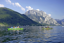 Top-Gewässer: Traunsee