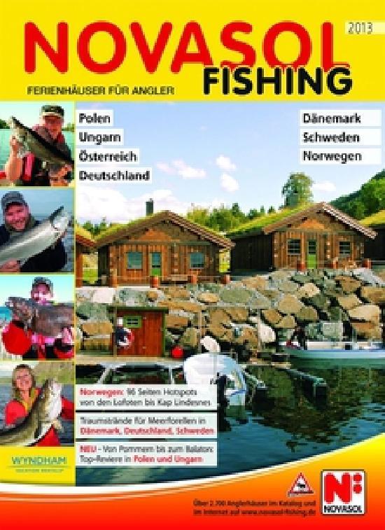 Neuer novasol ferienhaus katalog fisch und fang for Neuer weltbild katalog